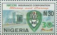 [The 30th Anniversary of Nicon Insurance Corporation, type XN]