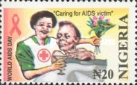 [World AIDS Day, type ZK]