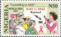 [World AIDS Day, type ZL]