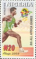 [The 8th All Africa Games - Abuja, Nigeria, type ZO]