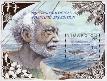 [Ornithological and Scientific Expedition to Niuafo'ou, type ]