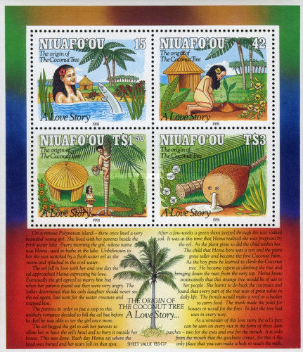 [Christmas - The Legend of the Coconut Tree, type ]