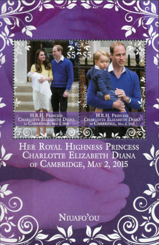 [Royal Baby - Princess Charlotte Elizabeth Diana of Cambridge, Typ ]