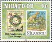 [The 10th Anniversary of Stamps in Niuafo'ou, type GB]