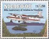 [The 10th Anniversary of First Flight to Niuafo'ou, type GD]