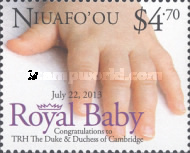 [Royal Baby - Prinnce George of Cambridge, type OU]