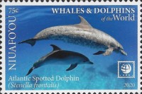 [Marine Life - Whales and Dolphins of the World, type VQ]
