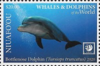 [Marine Life - Whales and Dolphins of the World, type VV]