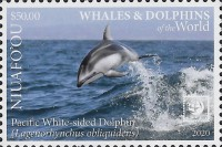 [Marine Life - Whales and Dolphins of the World, type VW]