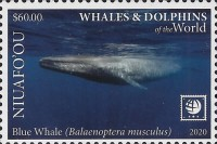 [Marine Life - Whales and Dolphins of the World, type VX]
