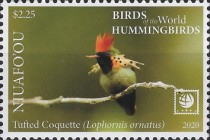 [Birds of the World - Hummingbirds, type VY]