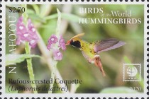 [Birds of the World - Hummingbirds, type VZ]