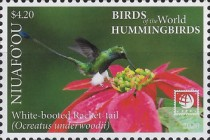 [Birds of the World - Hummingbirds, type WA]