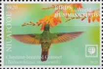 [Birds of the World - Hummingbirds, type WB]