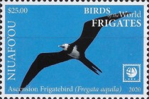 [Birds of the World - Frigates, type WE]