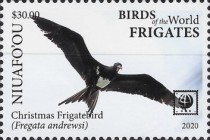 [Birds of the World - Frigates, type WF]