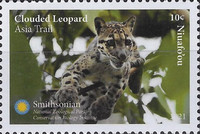 [Fauna - Clouded Leopard, type WH]
