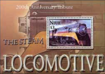 [The 200th Anniversary of Steam Locomotives, type ]
