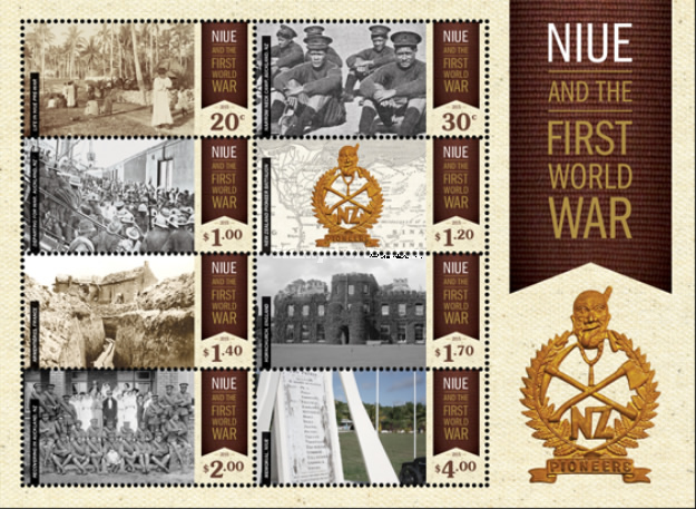 [Niue and the First World War, type ]