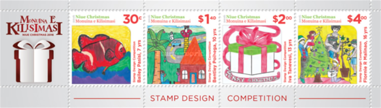 [Christmas - Stamp Design Competition, type ]