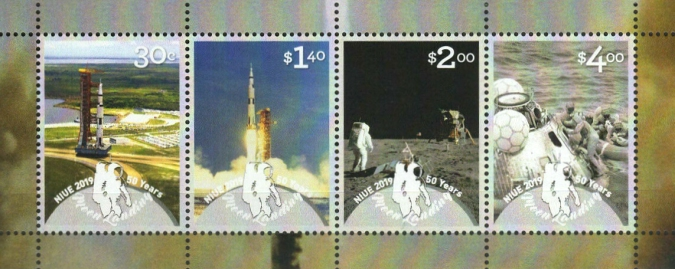 [The 50th Anniversary of the Apollo 11 Mission to the Moon, Typ ]