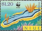 [Worldwide Nature Protection - Nudibranch, type ACR]