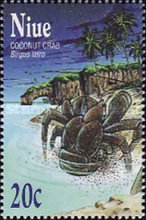 [Crustaceans - Coconut Crab, type AED]