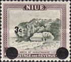 [Local Motives Stamps of 1950 Surcharged, type AO1]