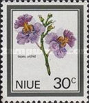 [Flowers and Queen Elizabeth II, type BR]