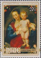 [Christmas - The 400th Anniversary of the Birth of Peter Paul Rubens, 1577-1640, type EU]