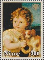 [International Year of the Child - Paintings, type GR]