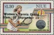 [Steffi Graf's Tennis Victories, type UV1]
