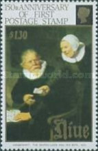 [The 150th Anniversary of Stamps - Paintings of Rembrandt, type WN]