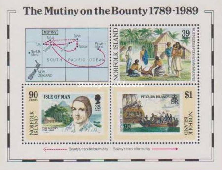 [The 200th Anniversary of the Mutiny on the