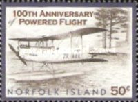 [The 100th Anniversary of First Motorized Flight by the Wright Brothers, Typ ADH]