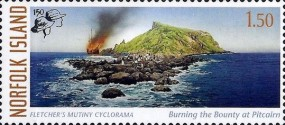 [The 150th Anniversary of the Pitcairn Migration, Typ AGU]