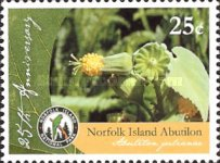 [Plants - The 25th Anniversary of the Norfolk Island National Park, type ANI]