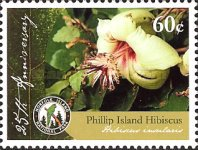 [Plants - The 25th Anniversary of the Norfolk Island National Park, type ANJ]