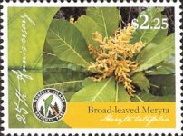 [Plants - The 25th Anniversary of the Norfolk Island National Park, type ANL]