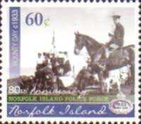 [The 80th Anniversary of the Norfolk Island Police Force, type ANY]