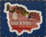 [Iconic Activities - Self Adhesive Stamps, Typ AOG]