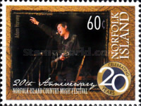 [The 20th Anniversary of the Norfolk Island Country Music Festival, Typ API]