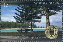 [The 35th Anniversary of Quota International on Norfolk Island, Typ AQN]