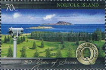 [The 35th Anniversary of Quota International on Norfolk Island, Typ AQO]