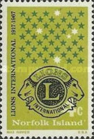 [The 50th Anniversary of Lions International, Typ BJ]