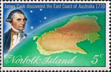[The 200th Anniversary of Captain Cook's Discovery of Australia's East Coast, Typ CG]
