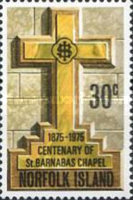 [The 100th Anniversary of St. Barnabas Chapel, Typ DX]