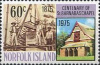 [The 100th Anniversary of St. Barnabas Chapel, Typ DY]