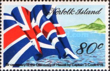 [The 200th Anniversary of Captain Cook's Landing in Hawaii, Typ FD]