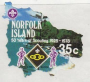 [The 50th Anniversary of Scout Movement, Typ FM]